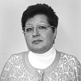 Людмила Лежалкина